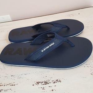 ❤G-STAR RAW❤ Flip Flops
